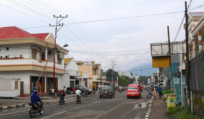 【インドネシア】バリ島からアロール諸島への旅