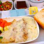 【エミレーツ航空機内食】EK348/CMB-SIN/コロンボ-シンガポール