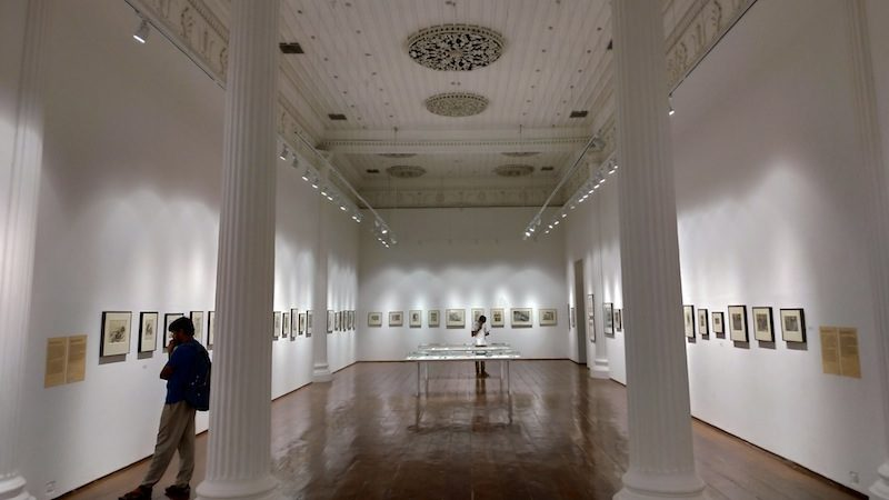 【南インド】国際現代美術展「コーチ=ムジリス・ビエンナーレ/Kochi-Muziris Biennale」へ行ってきたよ②