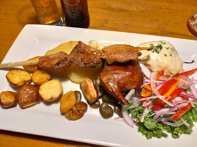 【世界一周】クスコの夜は日本人経営のレストランでペルー料理に挑戦