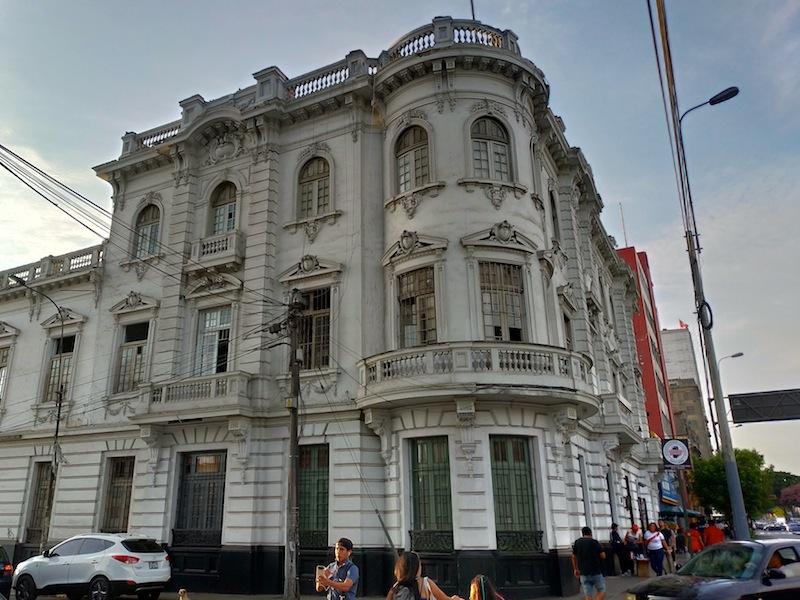 【世界一周】リマの歴史地区にあるステキコロニアルなホステル「1900 Hostel」