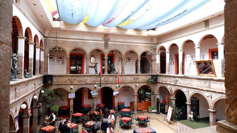 【世界一周】ラパスのステキコロニアルなホテル「Hotel Torino」