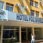 【世界一周】ブラジル・フォズドイグアス中心部の便利なホテル「Hotel Foz do Iguaçu」