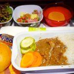 【TAPポルトガル航空機内食】TP84/GRU-LIS/サンパウロ(グアルーリョス)-リスボン