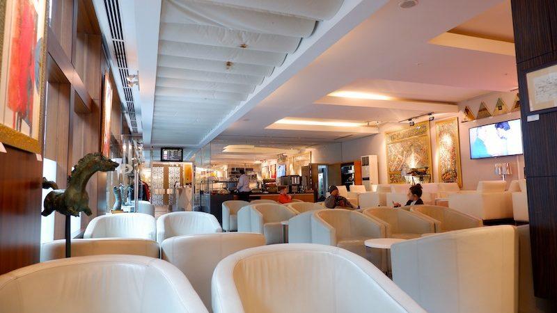 【空港ラウンジ】ジョージア・トビリシ国際空港(TBS)国際線ターミナル「Primeclass Lounge」