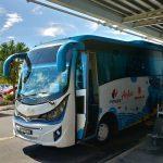【マレーシア】コタキナバル国際空港から市内への行き方(エアポートバス)