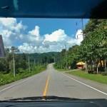 【パーイ】チェンマイからパーイまでミニバンでの移動と車酔い対策