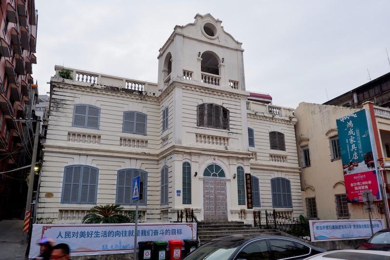 【中国】旧フランス租界の湛江(Zhanjiang)を市内観光