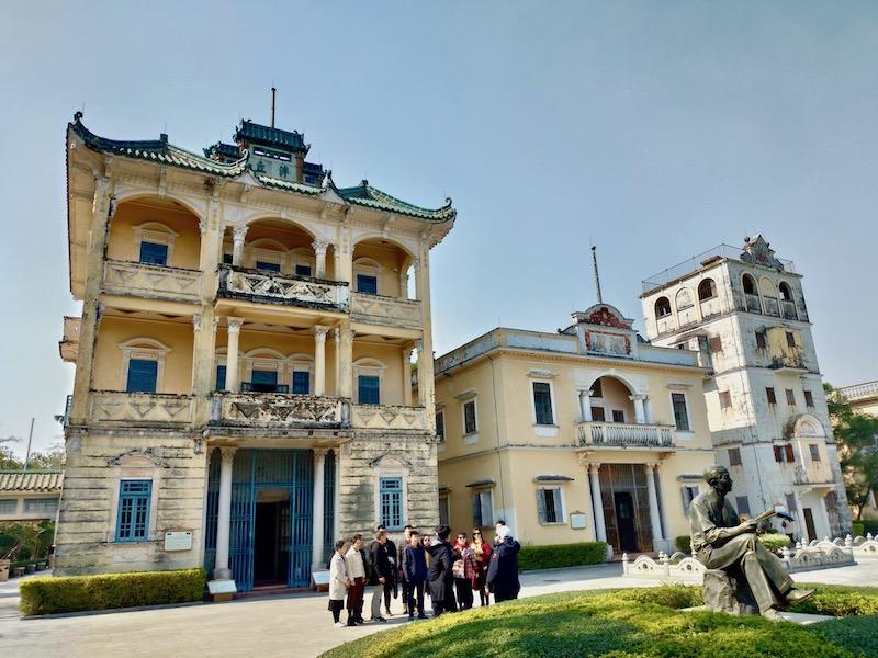 【中国】世界遺産「開平楼閣と村落」を個人旅行で観光する①
