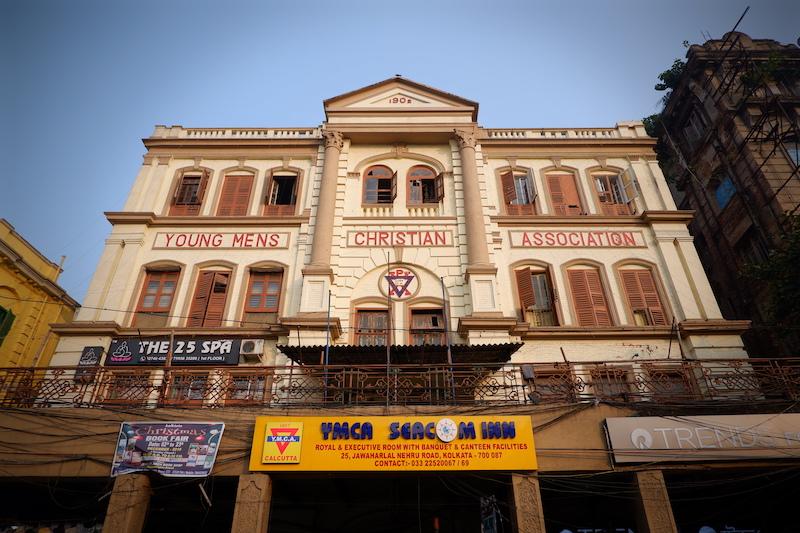 【インド】コルカタのコロニアルホテル「YMCA Seacom Inn」