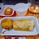 【エアインディア機内食・搭乗記】AI336/CCU-BKK/コルカタ-バンコク(スワンナプーム)