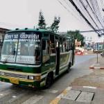 【タイ】メーサロンからチェンライへの行き方(ソンテウ&バス編)