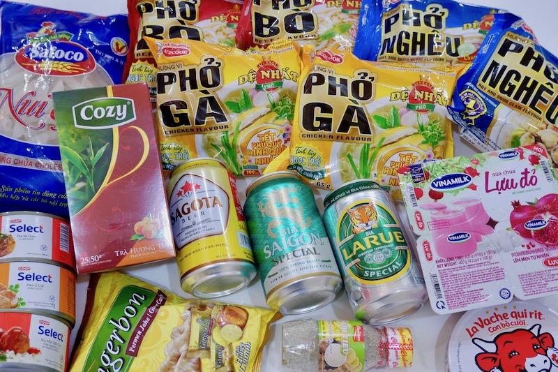 【ベトナム】ホーチミンのスーパーマーケットでお土産探し(食品系)