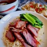 【バンコク宅配ごはん】Yuan Mi Bang Baoのワンタン麺(エカマイ)