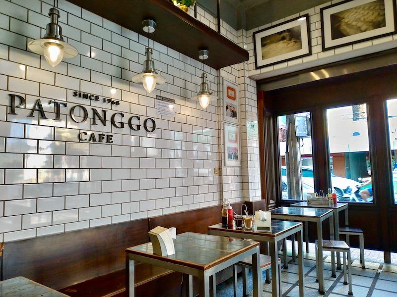 【バンコク】ミシュランガイド掲載の揚げパン屋さん「パートンコー・カフェ/Patonggo Cafe」