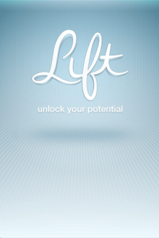 Lift is my top iPhone app for 2012