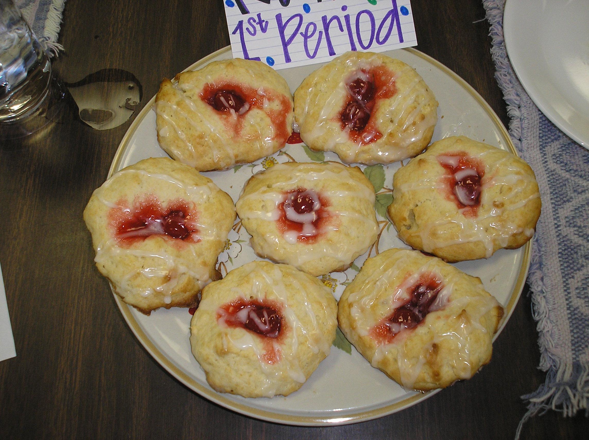 Easy to make!  Taste YUMMY!