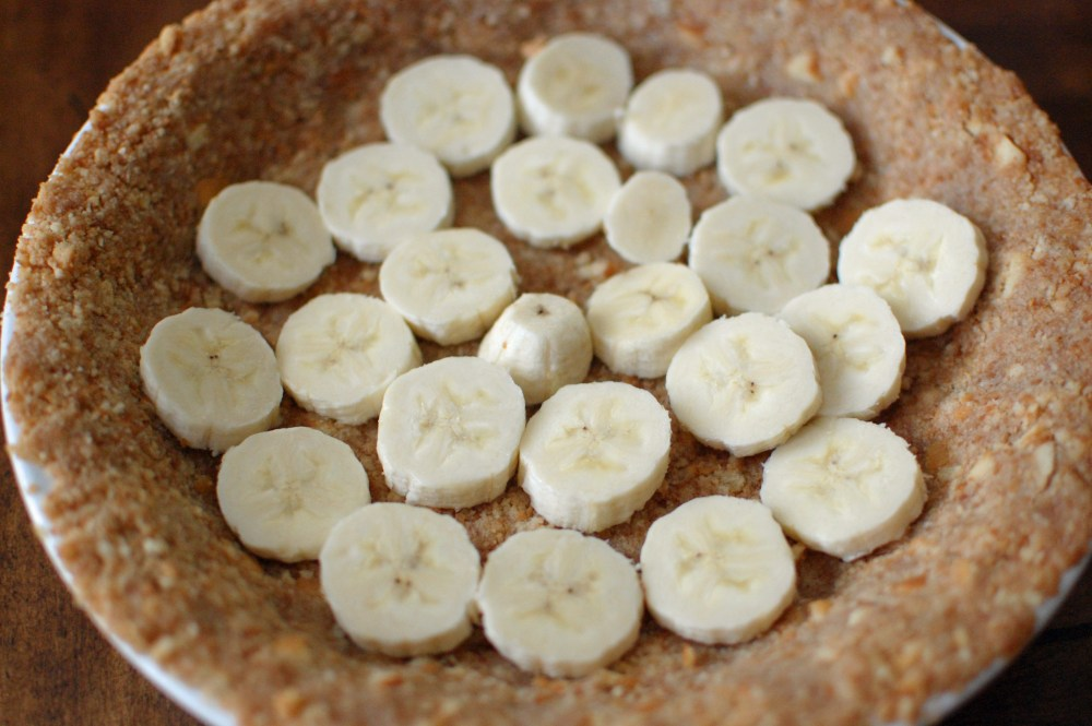 Banana Pudding Pie (6/6)
