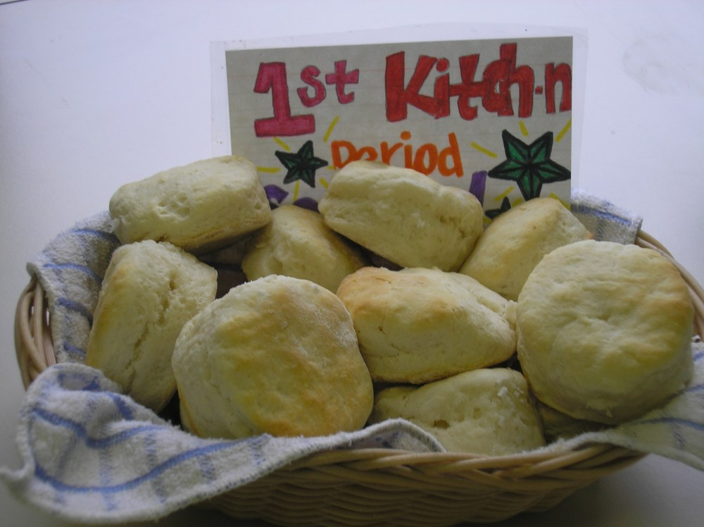 BISCUITS Made from Scratch (1/6)