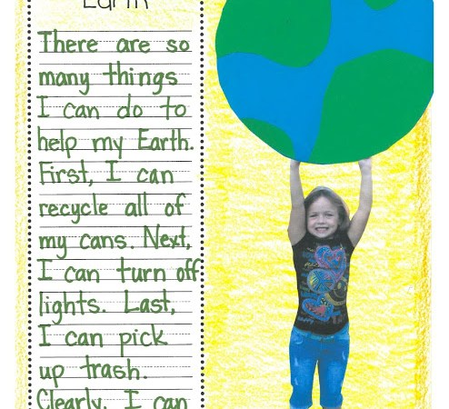 EARTH DAY ACTIVIES FOR PRIMARY