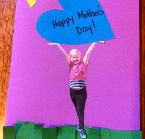 DEAR MOMMY – MOTHER'S DAY CARD