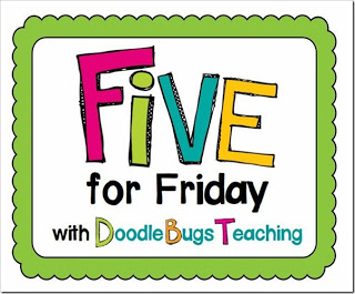 FIVE FOR FRIDAY + GOOD MORNING WORK FREEBIE