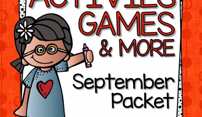 SEPTEMBER MATH STATIONS – LET'S GET DOWN TO BIZ-NASS + FREEBIE