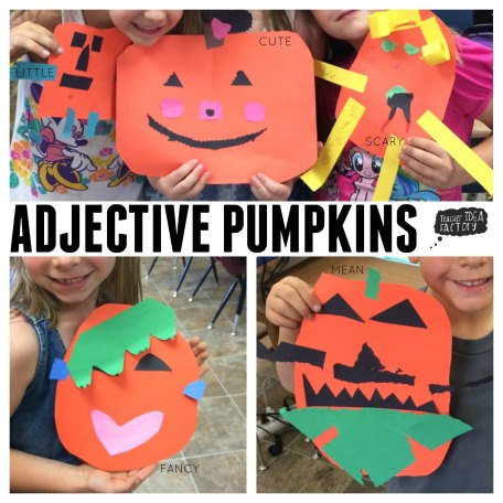 adjective-pumpkins