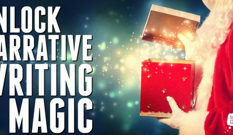 UNLOCK NARRATIVE WRITING MAGIC
