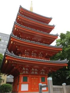Tochoji Temple`