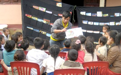 How to teach reading skills?