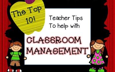 Effective classroom management: some basics