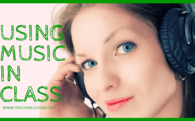 Benefits of listening to music in class