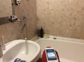 Алевтина - bathroom routine