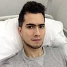 Alexander in hospital in Russia - don't worry he's ok - and he's listened to every single episode of LEP while recovering