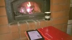 Eeva Koittola - keeping warm