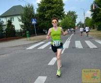 Ewelina - keep on running! (with headphones on)
