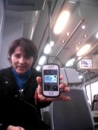 Isabel from Bolivia now in Valencia Spain