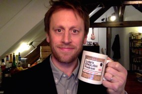 Luke from Luke's English Podcast - don't vote for me, I already have an LEP mug ;)
