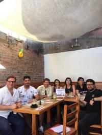 LEPster social club in Antofagasta, Chile