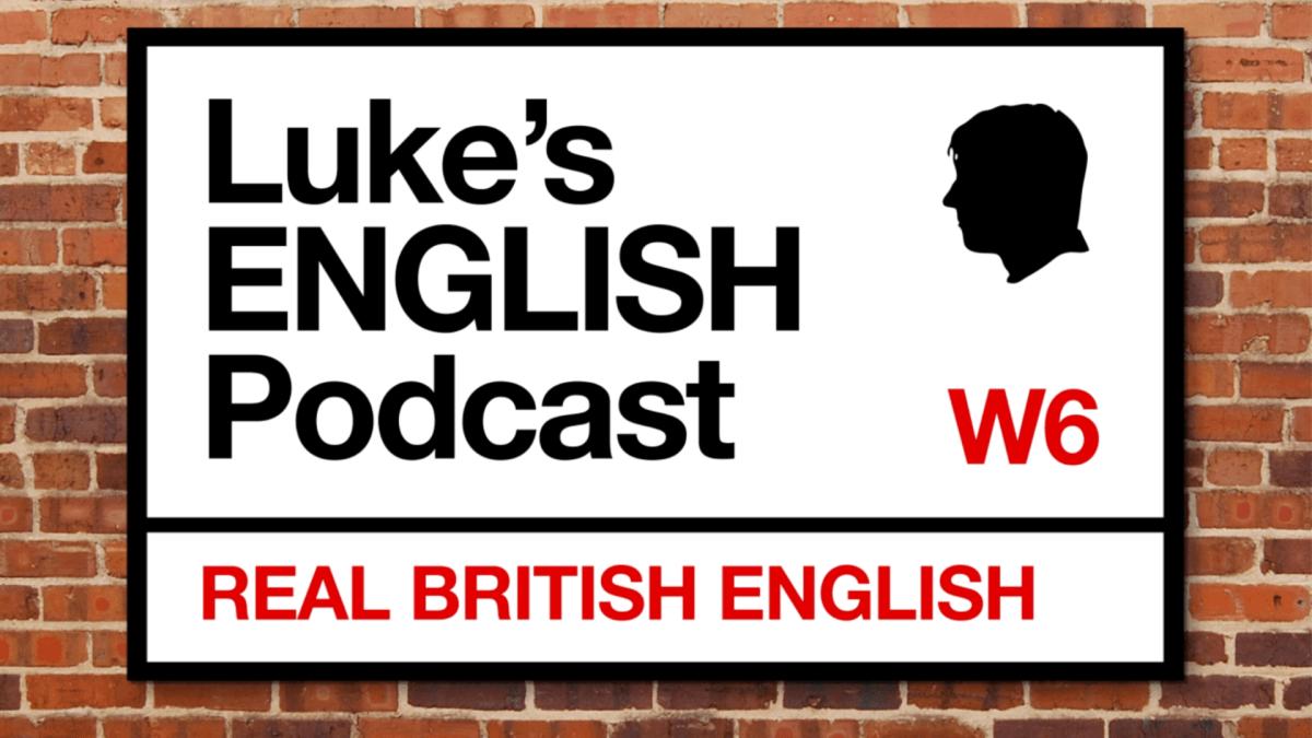 Image result for Luke's ENGLISH Podcast