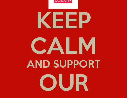 keep calm support
