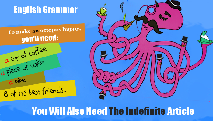 english grammar for teachers, definite and indefinite and no article in english language