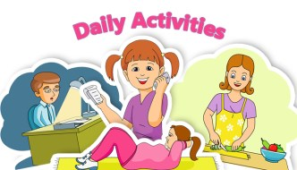 Modals – Have To – A2 Lower Intermediate ESL/ EFL lesson plan – Daily Activities