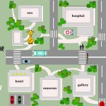 EFL/ESL lesson plan for beginners ( A1)- Giving and Asking for Directions