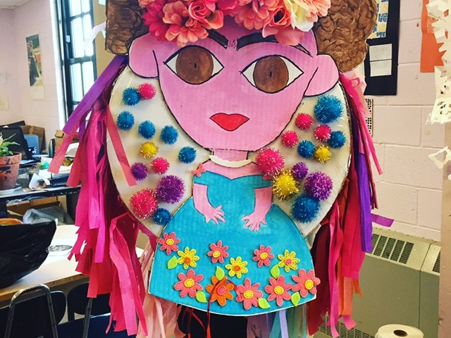 Teachers Writers Magazine Persona Poetry And Mask Making