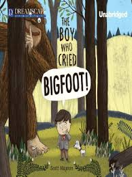 Scott Magoon Reads Aloud The Boy Who Cried BIGFOOT!