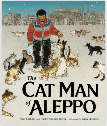 The Cat Man of Aleppo