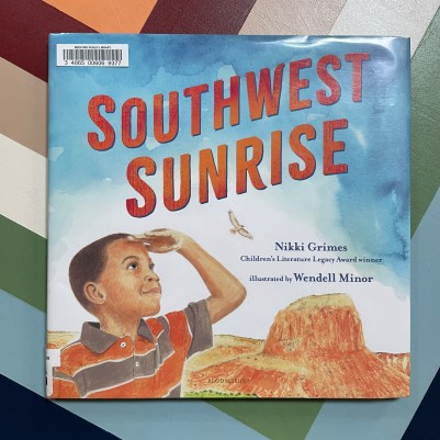 Southwest Sunrise Book Cover