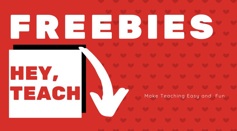 Elementary Teacher Valentine's Day FREE Lessons